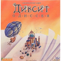 Board game Dixit Odyssey