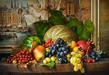 Puzzle Castorland 1500 pieces: still life with fruit