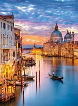 Puzzle Clementoni 500 pieces: Evening in Venice
