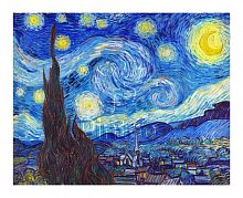 Puzzle Pintoo 500 items: van Gogh Starry night
