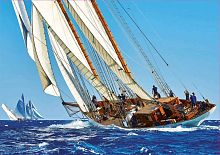 Puzzle Educa 1000 pieces-Sailing boat