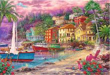 Trefl puzzle 1500 pieces: On the gold coast