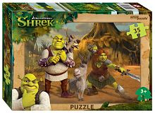 Puzzle Step 35 parts of: Shrek (DreamWorks, Multi)