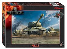 Puzzle Step 60 details: World of Tanks