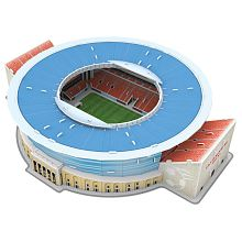Football stadium model: Ekaterinburg arena