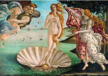 Puzzle Trefl 1000 pieces: the Birth of Venus, Botticelli