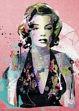 Puzzle Heye 1000 pieces: Marilyn Monroe