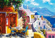 Puzzle Castorland 1000 pieces: a Day in the Aegean sea