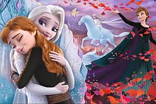Trefl puzzle 100 pieces: Frozen 2