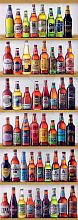 Puzzle-panorama 2000 details Educa: beer World