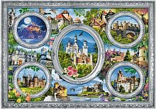 Puzzle Trefl 1000 pieces: castles of the world