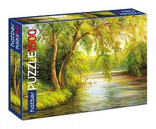 Puzzle Hatber 1500 parts: Poetry of nature