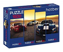 Puzzle Hatber 2x500 and 2x250 parts: Autolux