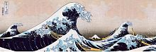 Puzzle Eurographics 1000 pieces: Big wave in Casanave, Hokusai
