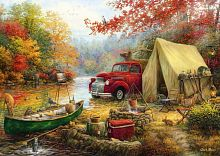 Anatolian jigsaw puzzle 1500 parts: the Action outdoors
