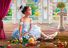 Trefl puzzle 500 pieces: Little ballerina