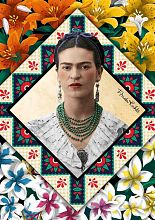 Puzzle Educa 500 items Frida Kahlo
