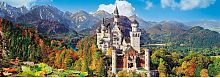 Clementoni puzzle 1000 pieces Castle Bavaria