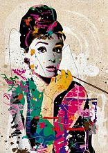 Puzzle Heye 1000 pieces: Audrey