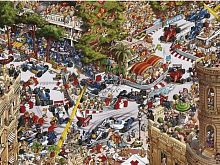 Heye puzzle 1500 pieces: Race in Monaco