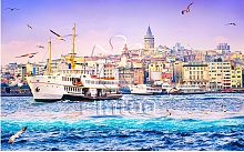 Puzzle Pintoo 1000 pieces: Golden horn