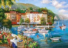 Puzzle Castorland 500 pieces: Bay love