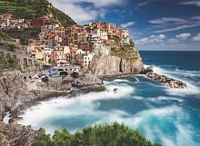 Anatolian jigsaw puzzle 1000 pieces: the Day in Manarola