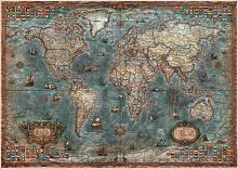 Educa puzzle 8000 pieces: Historical world map