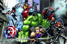 Puzzle Prime 3D 300 Pieces: The Avengers