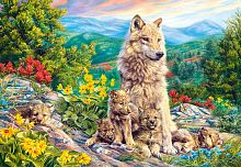 Puzzle Castorland 1000 pieces: Offspring