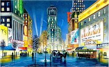 Puzzle Pintoo 1000 pieces: Shotwell. A Night In New York