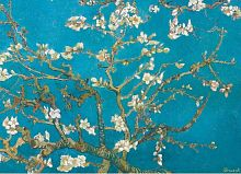 Puzzle Eurographics 1000 pieces: almond blossom