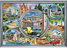 Puzzle Trefl 1000 pieces: an Italian feast