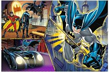 Trefl puzzle 100 pieces: Batman