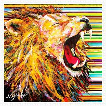 Pintoo 1600 Piece Puzzle: NS Lion