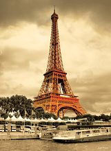 Anatolian jigsaw puzzle 1000 pieces Eiffel tower