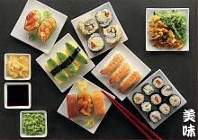 Puzzle Educa 500 items: Sushi