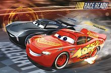 Trefl puzzle 60 pieces: Race. Cars