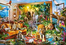 Puzzle Castorland 1000 pieces: an Animated picture