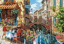 Puzzle Castorland 1500 of parts: a restaurant Tartuffe