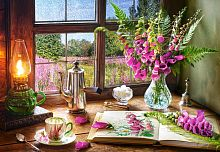 Puzzle Castorland 1000 pieces: Summer bouquet