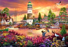 Puzzle Castorland 1000 pieces: Bay