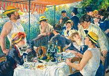 Puzzle Trefl 1000 pieces: luncheon of the boating party