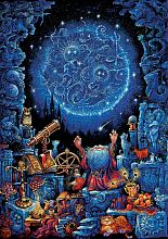 Puzzle Educa 1000 items: Astrologer