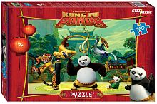 Puzzle Step 560 details: Kung fu Panda (DreamWorks, Multi)
