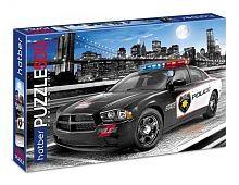 Puzzle Hatber 500 items: City police