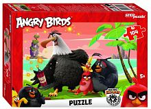 Puzzle Step 104 details: Angry Birds (Rovio)