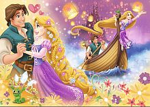 Puzzle Trefl 200 details: the Magical world of princesses