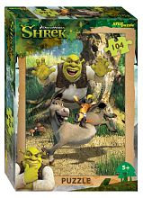 Puzzle Step 104 details: Shrek (Dreamworks, Multi)