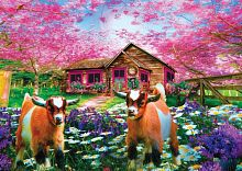 Art Puzzle 500 pieces: When spring comes